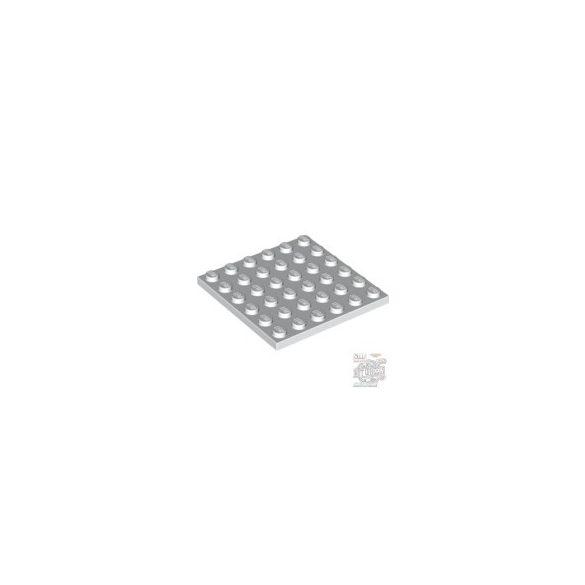 Lego Plate 6X6, White