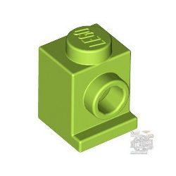Lego ANGULAR BRICK 1X1, Bright yellowish green