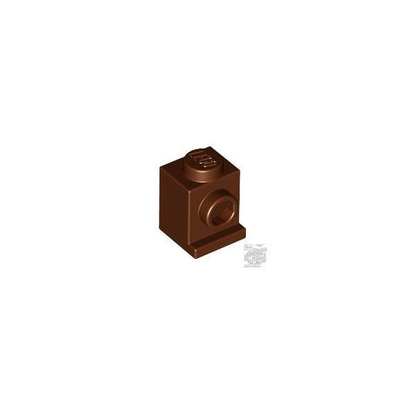 Lego Angular Brick 1X1, Reddish brown