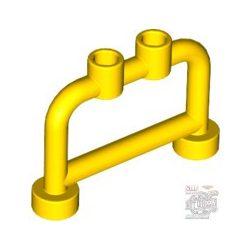 Lego HANGER 1X4X2, Bright yellow