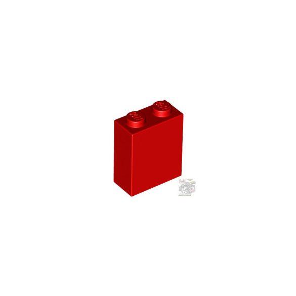 Lego BRICK 1X2X2, Bright red