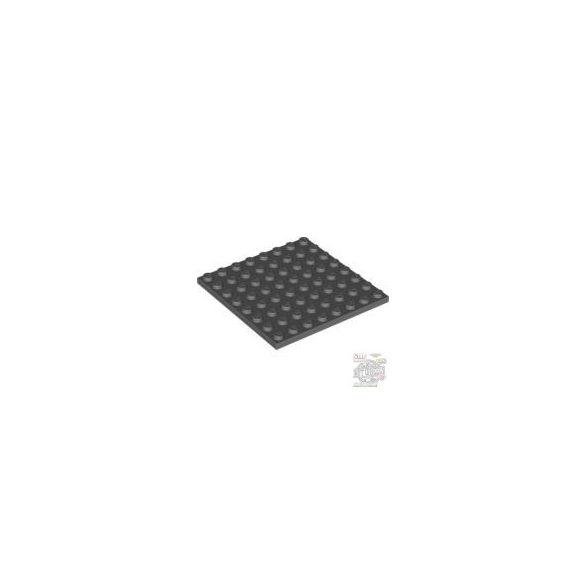 Lego Plate 8X8, Dark grey
