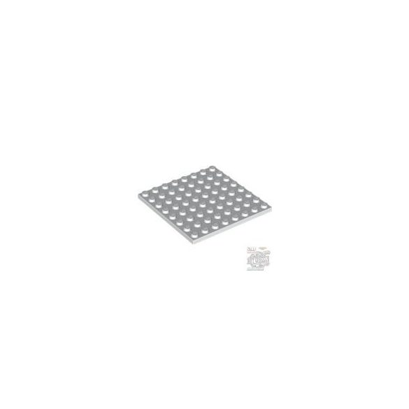 Lego Plate 8X8, White