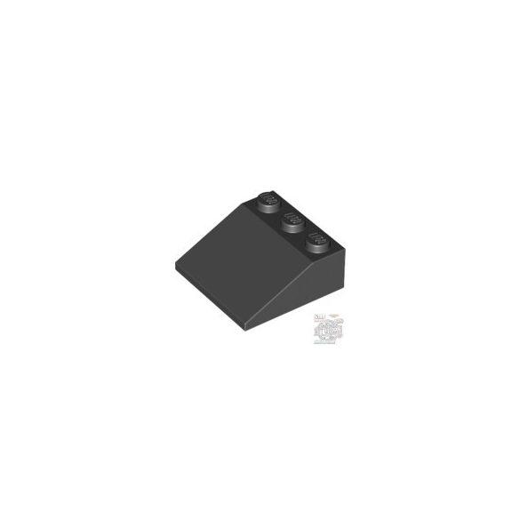 Lego Roof Tile Roof Tile 3X3/25°, Black
