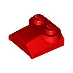 Lego BONNET 2X2, Bright red