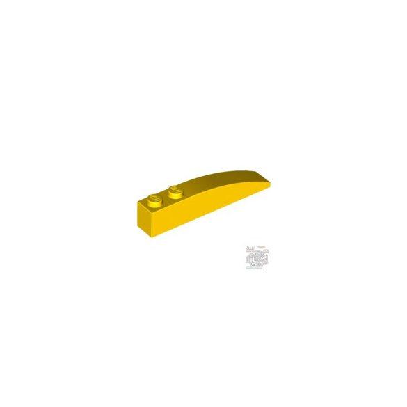 Lego BRICK 1X6 W/BOW, Bright yellow