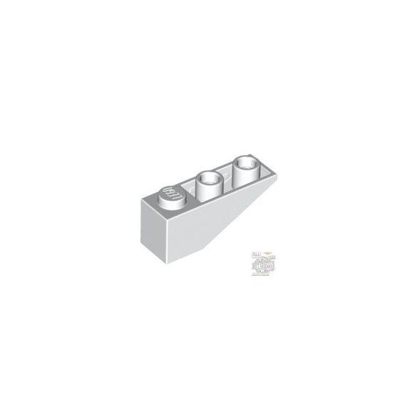 Lego ROOF TILE 1X3/25° INV., White