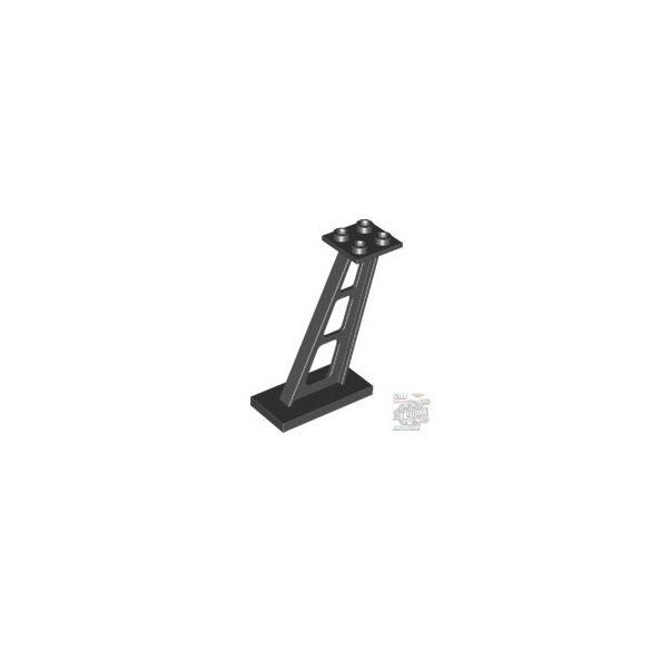 Lego Slanting Standard 2X4/2X2, Black