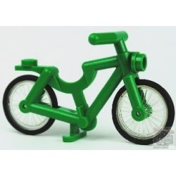 Lego Bicycle, Green