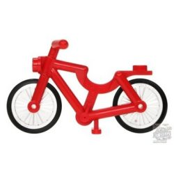 Lego Bicycle, Bright red