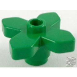 Lego Flower 2 x 2 Leaves, Green