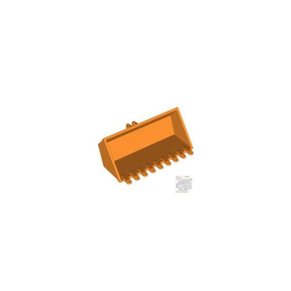 Lego SHOVEL 4 X 8 X 2 2/3, Bright orange