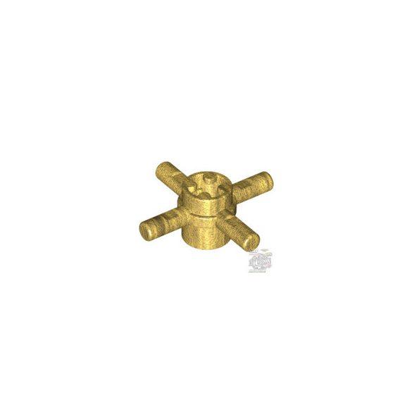 Lego COMBI HUB W. STICK Ø 3.2, Gold