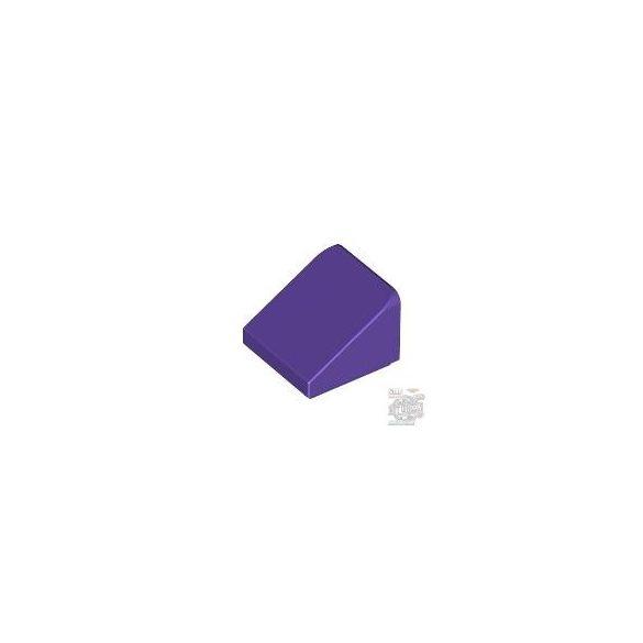 Lego ROOF TILE 1X1X2/3, ABS, Medium lilac