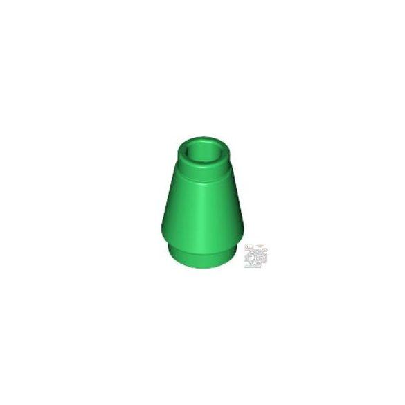 Lego NOSE CONE SMALL 1X1, Green