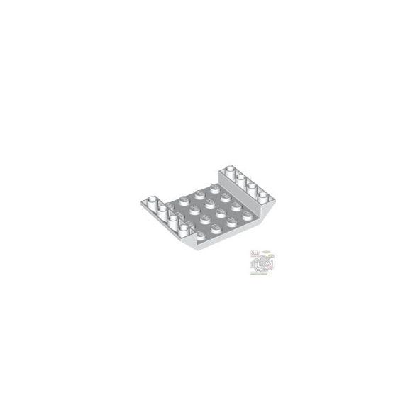 Lego INV. ROOF TILE 4X6, 3XØ4.9, White