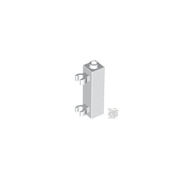 Lego Brick 1X1X3 W. 2 Grip, White