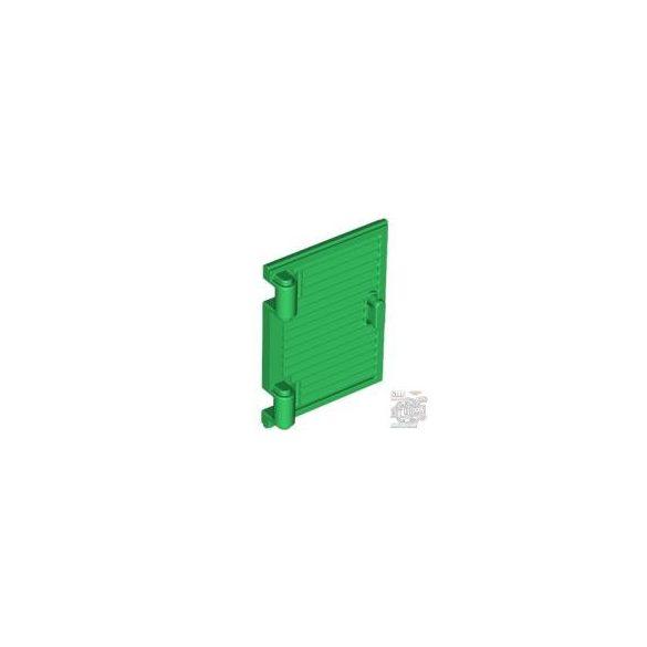 Lego SHUTTER 1X2X3 W. SHAFT Ø3.2, Green