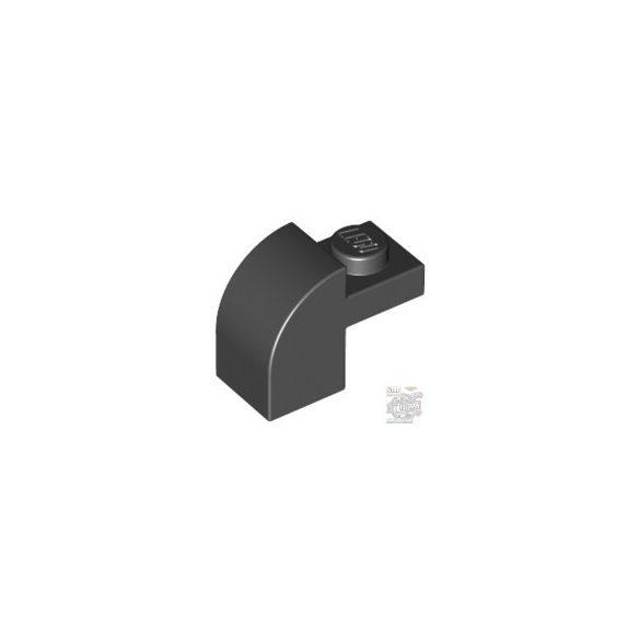 Lego Brick W. Arch 1X1X1 1/3, Black