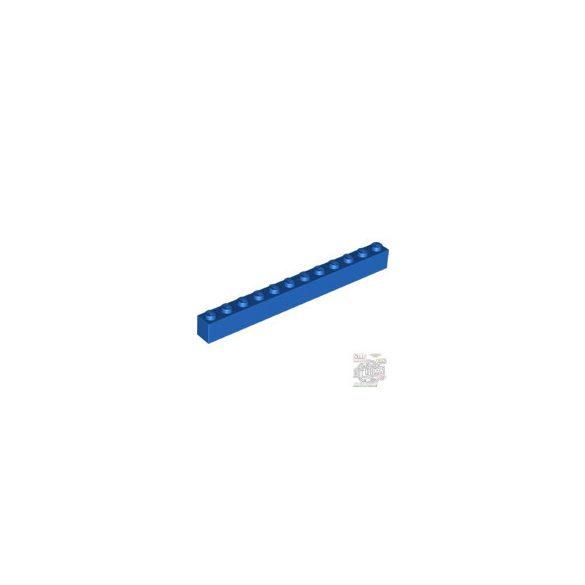 Lego Brick 1X12, Bright blue