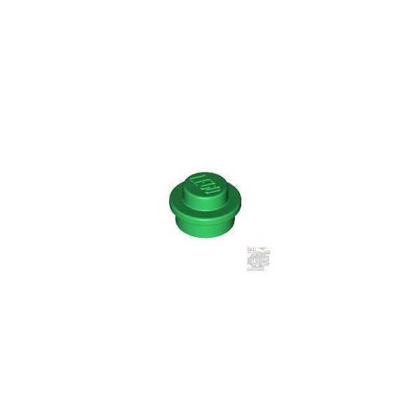 Lego PLATE 1X1 ROUND, Green