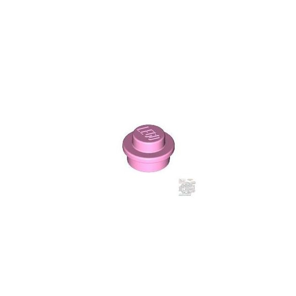 Lego PLATE 1X1 ROUND, Rose