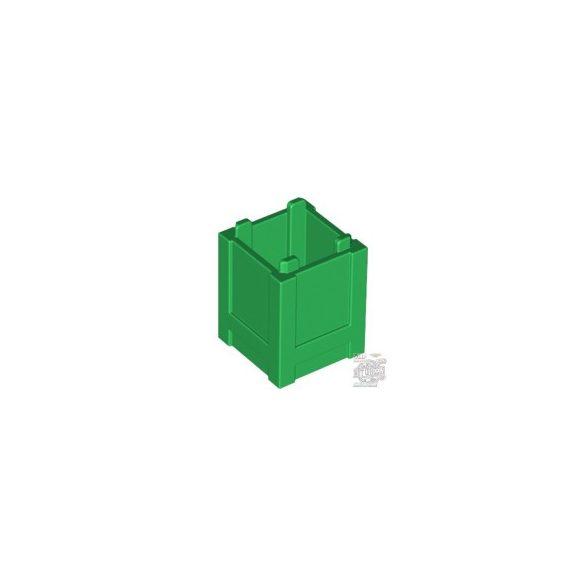 Lego BOX 2x2x2, Green