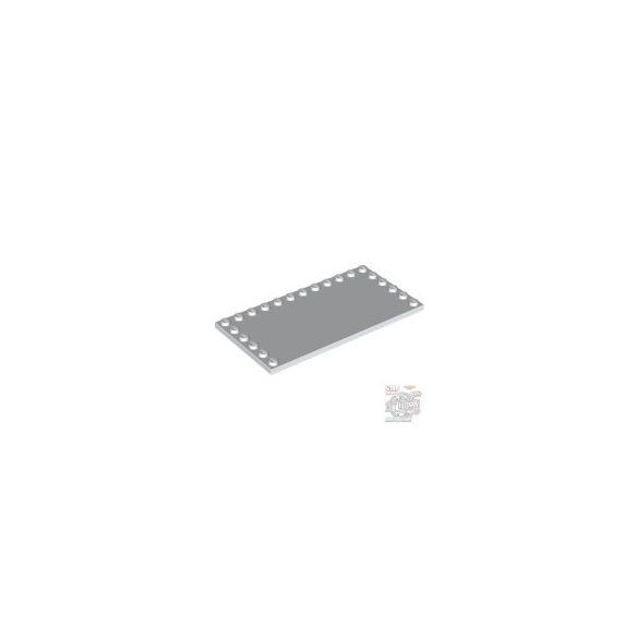 Lego Plate 6X12 W. 22 Knobs, White
