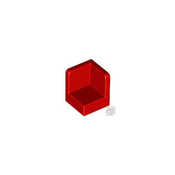 Lego WALL CORNER 1X1X1, Bright red