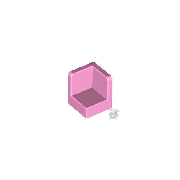 Lego WALL CORNER 1X1X1, Rose