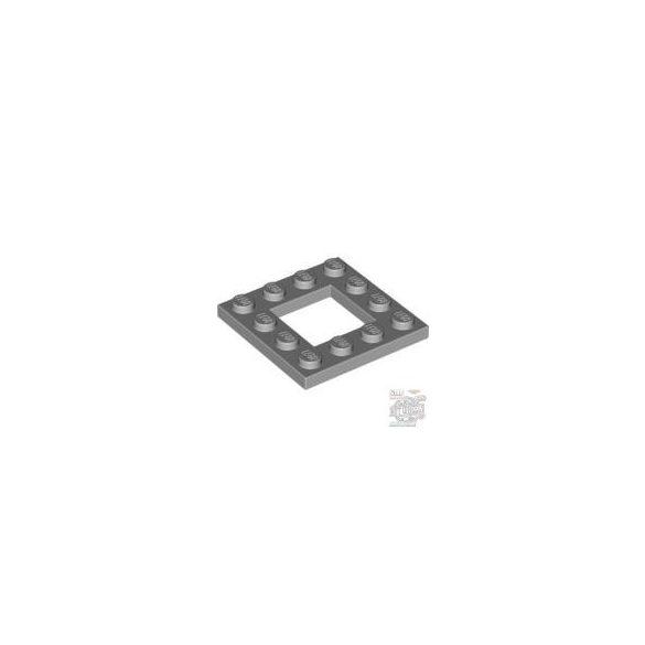 Lego Frame Plate 4X4, Light grey