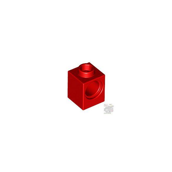 Lego TECHNIC BRICK 1X1, Bright red