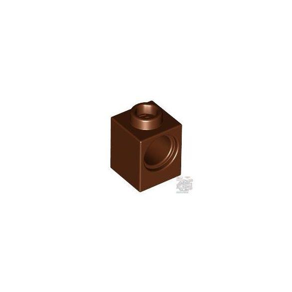 Lego TECHNIC BRICK 1X1, Reddish brown