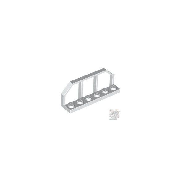 Lego Hand Rail 1.5X6X2, White