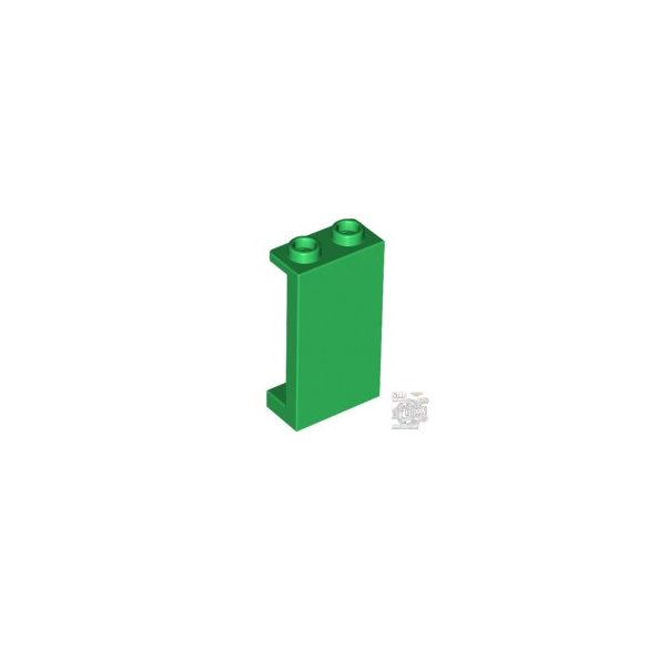 Lego WALL ELEMENT 1X2X3, Green