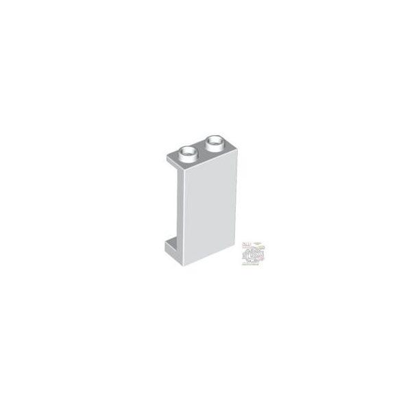 Lego WALL ELEMENT 1X2X3, White
