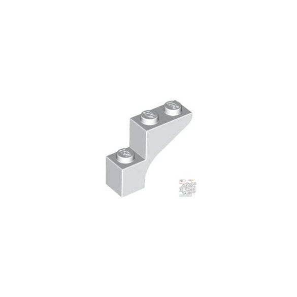 Lego Brick With Bow 1X3X2, White