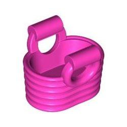 Lego BAG / BASKET, Bright purple / Rose