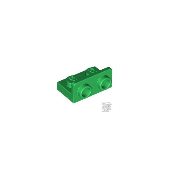 Lego ANGULAR PLATE 1.5 BOT. 1X2 1/2, Green