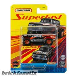 MATCHBOX SUPERFAST 1968 Dodge D200