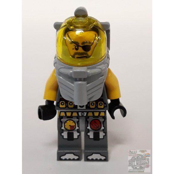 Lego figura Atlantis Diver 3 - Ace Speedman