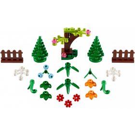 LEGO Növények, fák, virágok