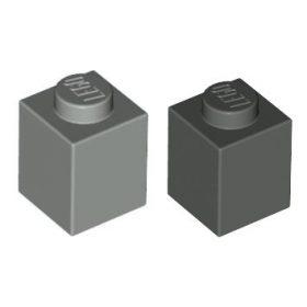 Lego alkatrészek Grey