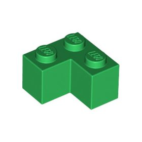 Lego alkatrészek Green