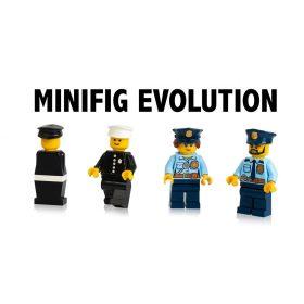 LEGO Figuák, minifigurák