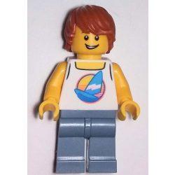 Lego figura City - Surfer