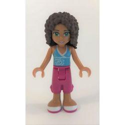 Lego figura Friends Andrea