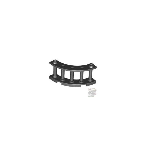 Lego Fence 4X4X2, Black