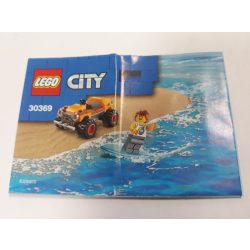 Lego 30369 City összerakási útmutató