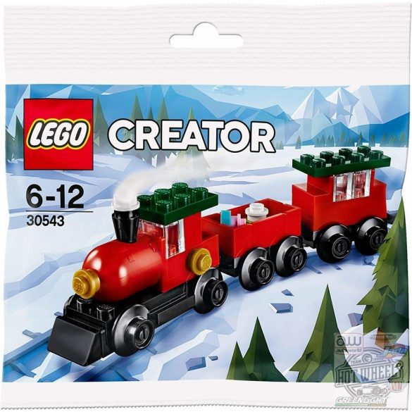LEGO 30543 Creator Karácsonyi Vonat - Polybag